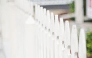 千葉県外構工事-フェンス