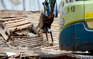 千葉県解体工事-木造