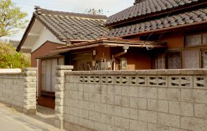 千葉県高圧洗浄・排水管-塀・外壁