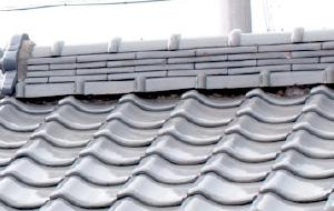 千葉県屋根・外壁工事-シックイ直し