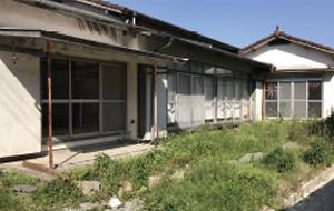 千葉県解体工事-空き家解体